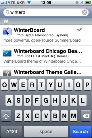 install winterboard iphone